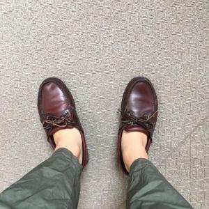 靴 2020/05/17