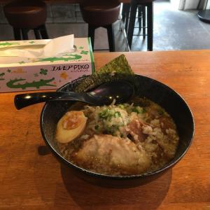 蒲田の居酒屋で食べたラーメンが衝撃のうまさ