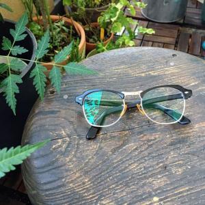 アメリカンビンテージ ボシュロム 50年代 眼鏡