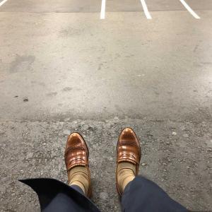 靴 2020/10/30