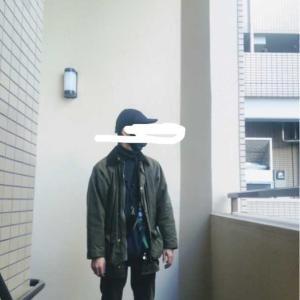 バブアーもどき 2021/01/15