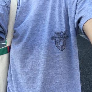 IPFU トレーニング シャツ うだるような暑さに…!