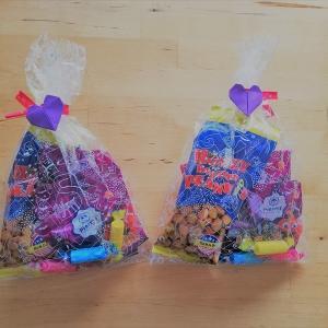 【KALDI】ハロウィンお菓子と無料ラッピング