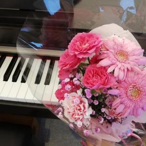 ピアノ発表会本番の記録。親が準備すること。