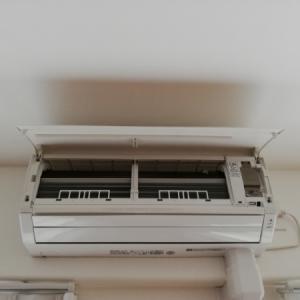 【エアコン掃除】ほらまた冬がはじまるよ