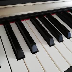 【ピアノ】幼稚園年長 ちょっとやる気が出てきた