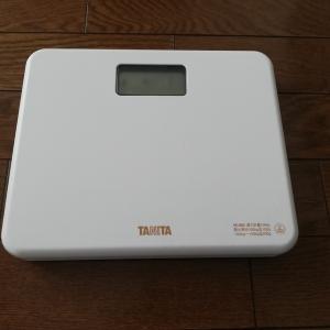 【戒め】TANITAの体重計を買いました