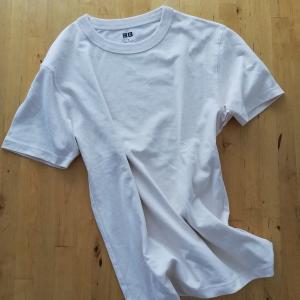 【ユニクロ】Uniqlo UのメンズTシャツの安定感