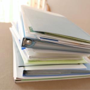 【書類整理】ホームファイリング上級・個人レッスン#1「集める」