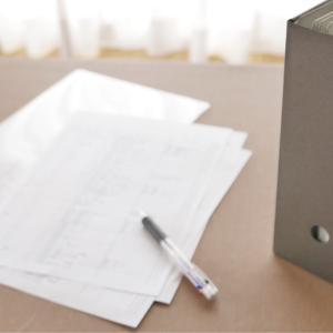 【書類整理】ホームファイリング上級・個人レッスン#3「管理表を作る」