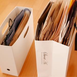 「紙袋」の整理をする時に考えることは。適正量の決め方。