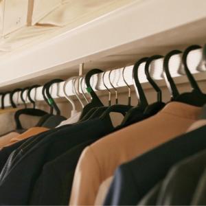 【衣類の整理】快適クローゼットのハンガーの数は?