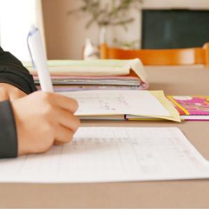 四女(小5)の学習計画は「時間」ではなく「量」で。