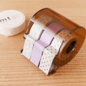 マスキングテープ、わたしの適正量と収納方法は?