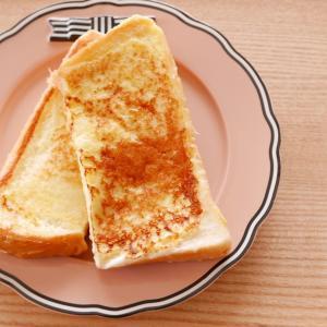 簡単便利!『冷凍フレンチトースト』作ってみました♪