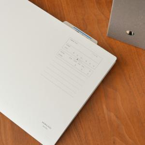 【書類整理】メモやノートも整理。必要なものを種類ごとに♪