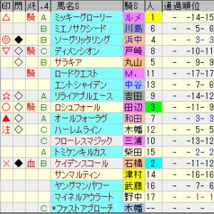 第24回エルムS&第54回関屋記念回顧の巻