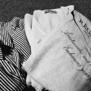 衣類を減らす