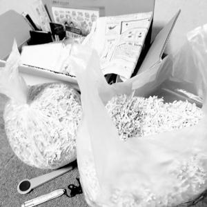 紙類を処理する