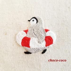 世界を旅するこどもペンギン