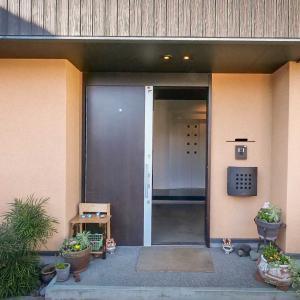 【WEB内覧会】1階 玄関・シューズクローク・洗面所・脱衣所