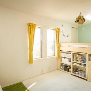 【WEB内覧会】2階 主寝室・子供部屋・洗面所・トイレ・シャワールーム