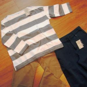 ■無印良品週間で買ったものpart2 洋服・食材編