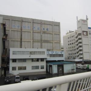横浜中央卸売市場の厚生食堂