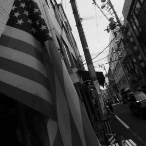アメリカ村寸景