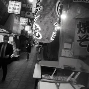 鶴橋市場にて