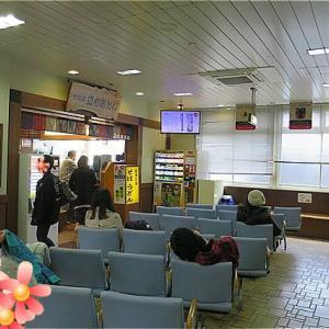 会津若松駅の駅そば 天ぷらそば