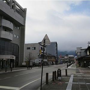 冬の岐阜旅 飛騨古川の街をぶらり
