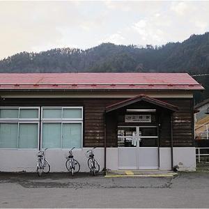 冬の岐阜旅 上枝駅