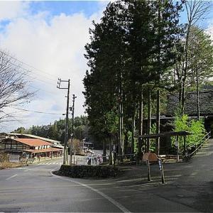 冬の岐阜旅 飛騨松倉城