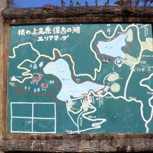 根の上高原 保古の湖キャンプ場 (番外編)