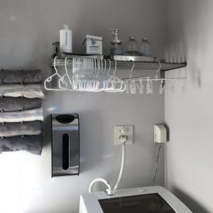 シンプルなサニタリー家具レビュー