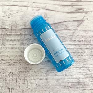 Awake化粧水とオルビスクリーム使い切り。