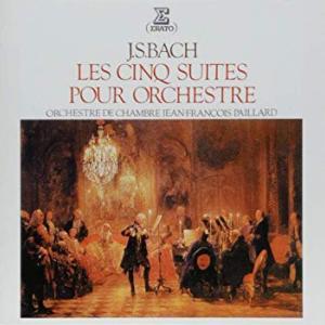 バッハの管弦楽組曲第1番の名盤