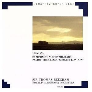 ハイドンの交響曲第104番の名盤