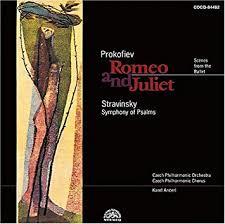 バレエ音楽「ロメオとジュリエット」の名盤