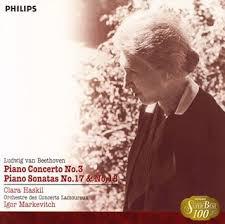 ベートーヴェンの第3ピアノ協奏曲の名盤