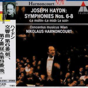 ハイドンの交響曲第6番の名盤