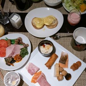 【ホテルブッフェ】東京マリオット ラウンジ&ダイニングG 朝食ビュッフェ編 2019年2月