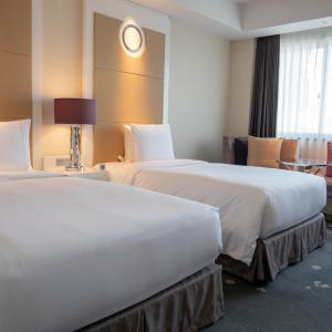 【ホテル宿泊記】東京マリオットホテル クラブフロア宿泊記 2019年2月