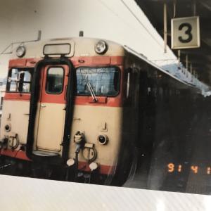 1991年4月17日 急行かすが~丹後~はしだて~特急しらさぎ日帰り旅