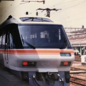 1990年7月22日 特急(ワイドビュー)ひだ1号・高山本線日帰り旅