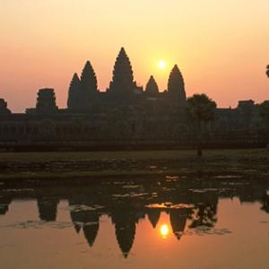 カンボジアが海外一人旅初めてでよかったぁ~♪