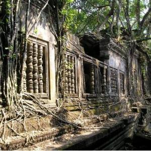 カンボジア 海外旅行!アンコールワットが世界遺産な理由!