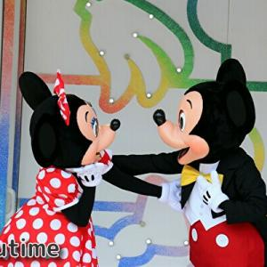 Disney friend'sミニフィギュア♪
