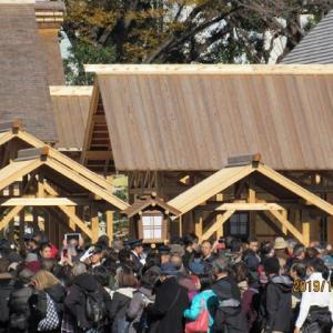 大嘗宮は観光施設だった ー 宗教が消費される社会